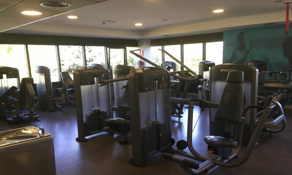 Infinit fitness la moraleja for Gimnasio 24 horas logrono