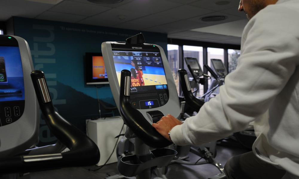 Infinit fitness la moraleja for Gimnasio 24 horas